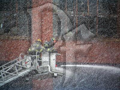 2011, February 25 - 3 Alarm, Whitney St, Rochester (7839)