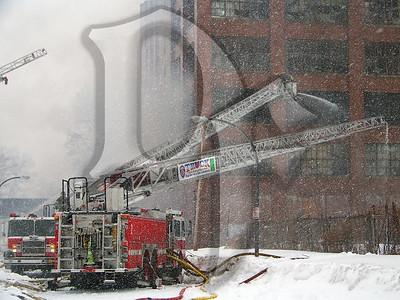 2011, February 25 - 3 Alarm, Whitney St, Rochester (7836)