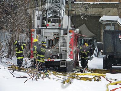 2011, February 25 - 3 Alarm, Whitney St, Rochester (7931)