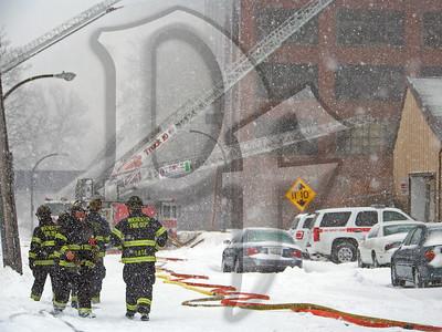 2011, February 25 - 3 Alarm, Whitney St, Rochester (7853)