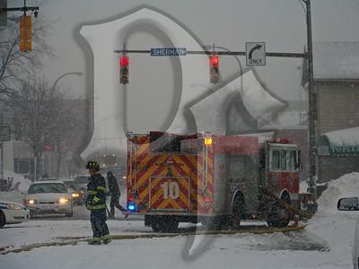 2011, February 25 - 3 Alarm, Whitney St, Rochester (7854)