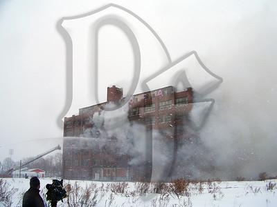 2011, February 25 - 3 Alarm, Whitney St, Rochester (7767)