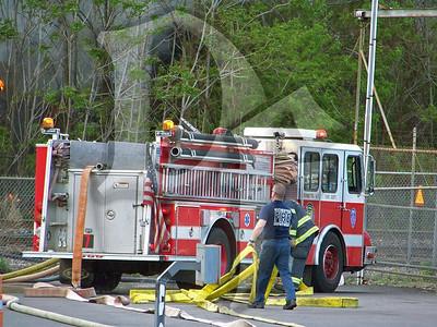 2010 May 5 - 3 Alarm, Sherer St, Rochester (3209)