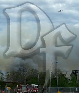 2010 May 5 - 3 Alarm, Sherer St, Rochester (3243)