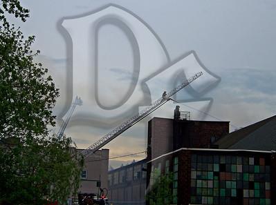 2010 May 5 - 3 Alarm, Sherer St, Rochester (3291)