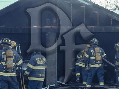 Garage Fire