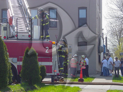 Apartment Fire