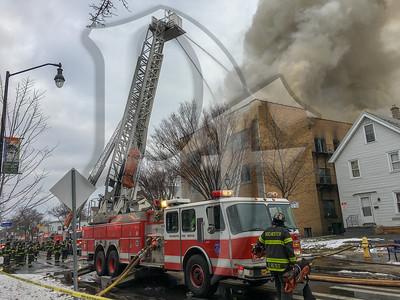 5-Alarm Fire