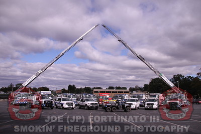 Manheim Twp. Fire Rescue Photo Shoot October 2018
