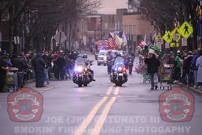 Bergen County St. Patricks Day Parade 03/10/2019
