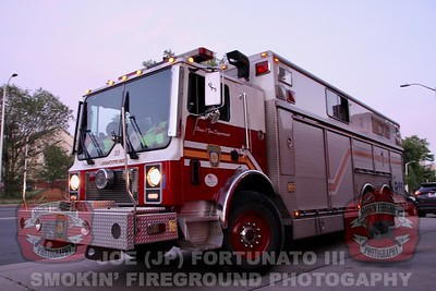 Hartford, Connecticut Rescue 1 (Spare Unit) 06/22/2019