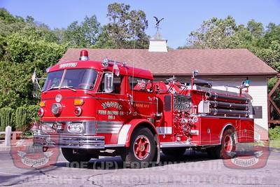Yantic, Connecticut Fire Department 06/22/2019