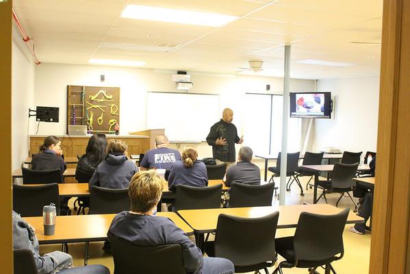 Frankfort Fire Department Host Fire Service Women  Training 2012