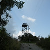 Frying Pan Mountain  Fire Lookout Tower<br /> Located just off the Blue Ridge Parkway near Mt. Pisgah, NC.