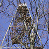 Shuckstack Fire Tower<br /> A steep hike from Fontana Dam to this one.<br /> Great Smoky Mountains National Park, TN