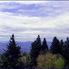 View from the Mt. Sterling Fire Tower<br /> GSMNP NC