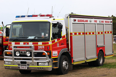 Chermside 516K Fire Truck in Australia