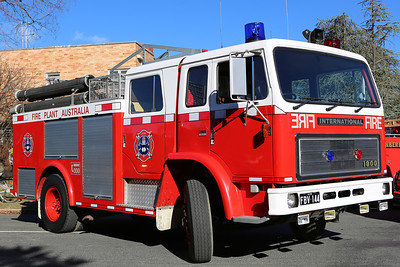 ACT Fire & Rescue Centenary Celebration