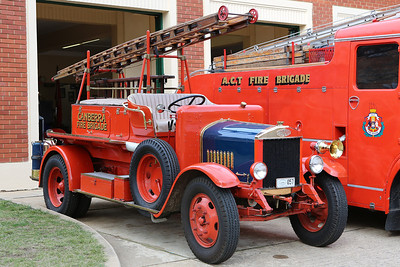 ACT Fire Rescue Centenary Celebration
