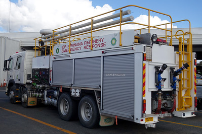 BP Kwinana (Western Australia) Refinery Emergency Response BP2