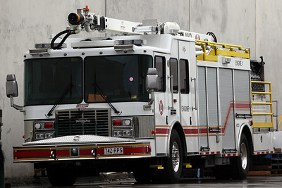 BP Bulwer Island   Built on an HME chassis with a Detroit 515 and Allison 4000 automatic transmission.   65ft Snozzle  Built by Summit Fire Apparatus USA