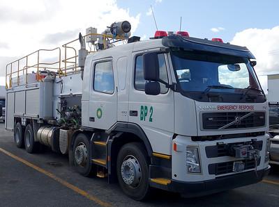 BP Kwinana (Western Australia) Refinery Emergency Response BP2