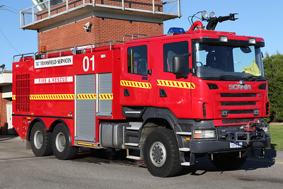 Transfield Fire & Rescue RAAF Base Pearce