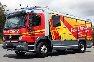Sasgar Fire & Rescue AT 3 Launch Australia
