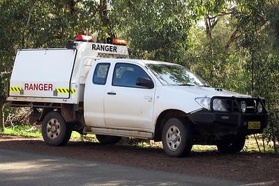 WA Ranger / Council Fire Vehicles
