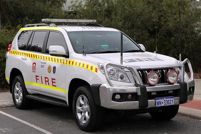 Wanneroo Volunteer Bush Fire Brigade 50th Year celebrations