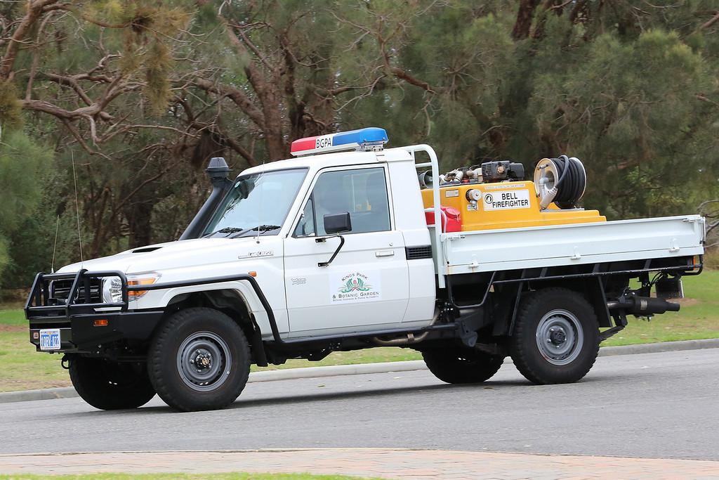 King Park Ranger / Fire Service
