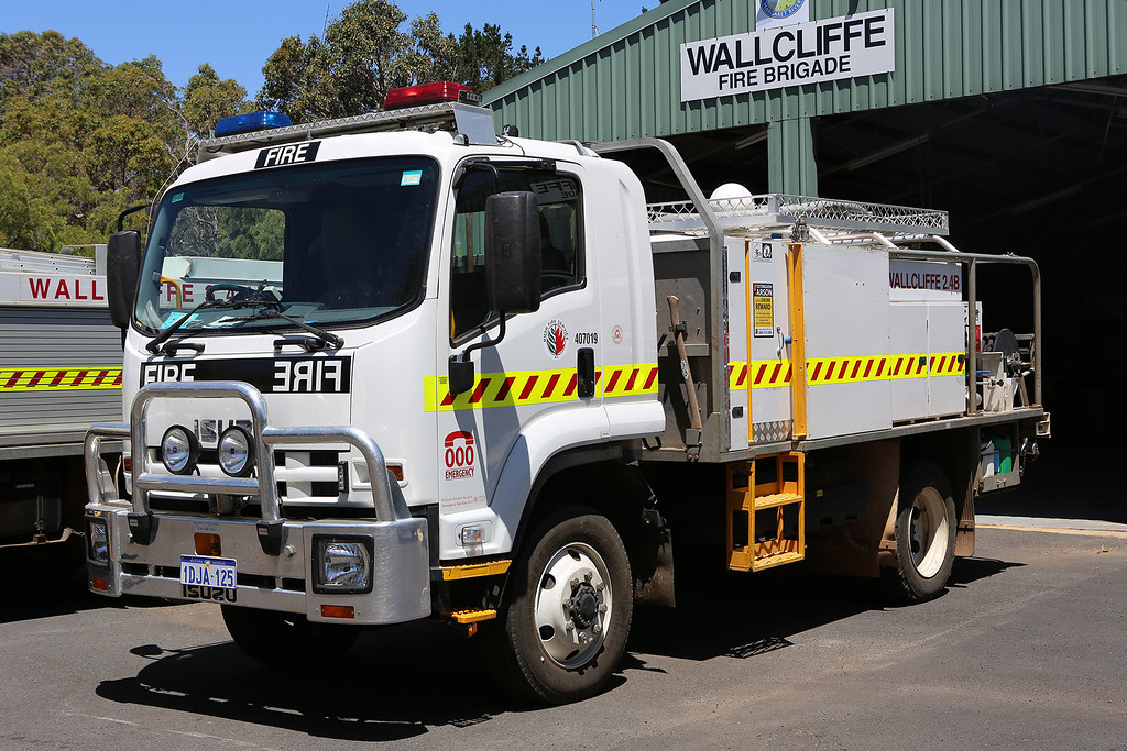 Wallcliffe Volunteer Bush Fire Brigade