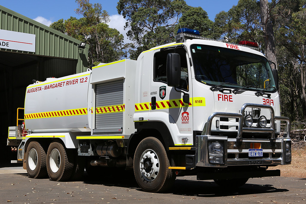 Witchcliffe Volunteer Bush Fire Brigade