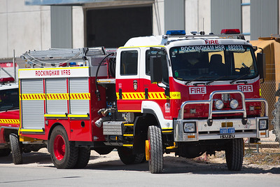 Rockingham Volunteer Fire & Rescue HSR