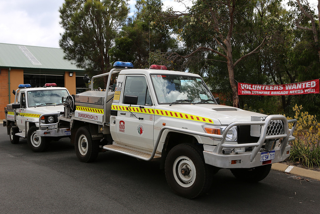 Dunsborough Volunteer Bush Fire Brigade