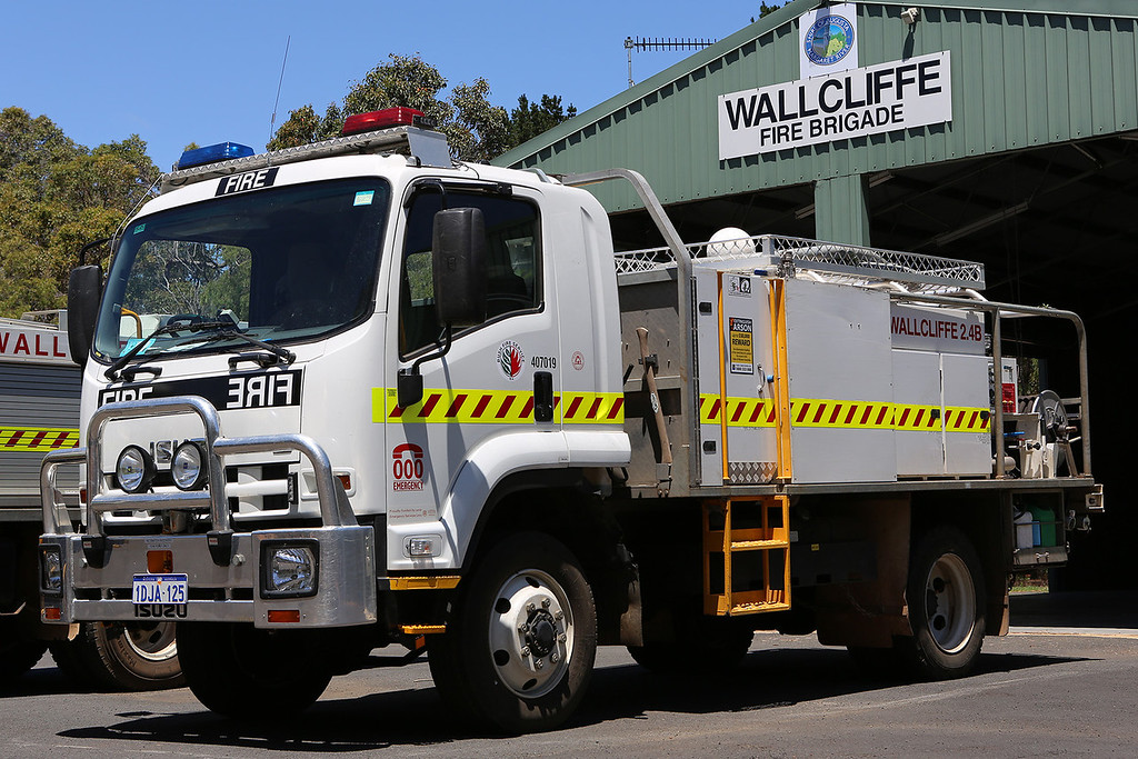 Wallcliffe Bush Fire Brigade