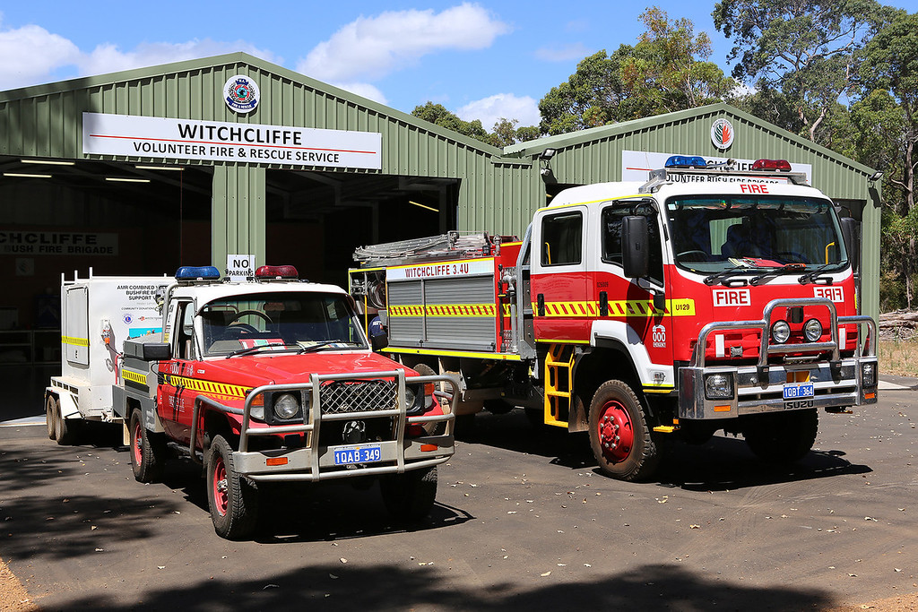 Witchcliffe Volunteer Fire & Rescue
