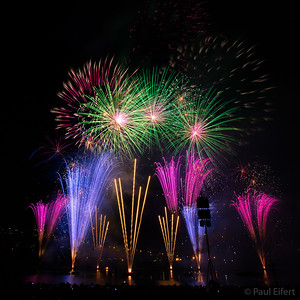 Montreal International Fireworks Competition - USA - July 20, 2016