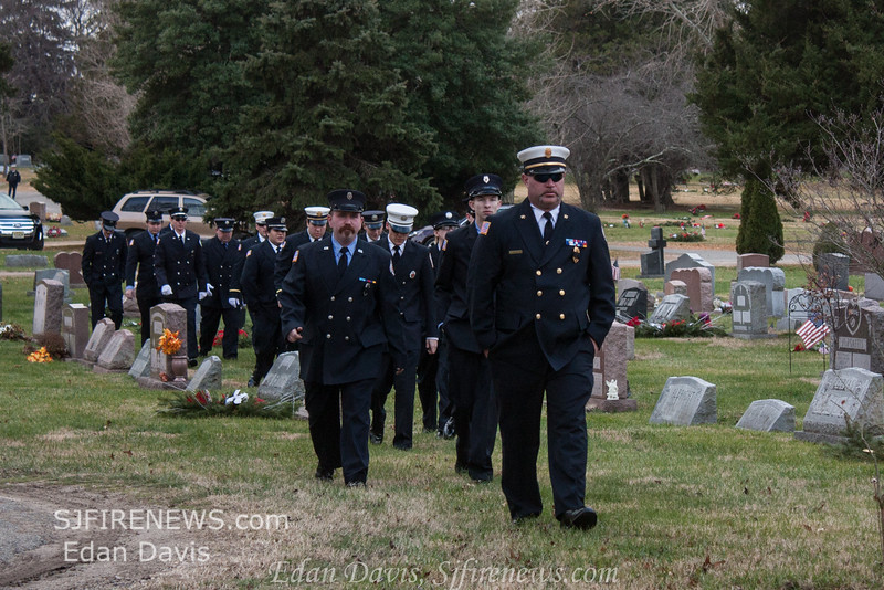 12-17-2014, Funeral Services for Aiden Riebel, (C) Edan Davis, www sjfirenews com  (117)