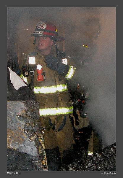 Captain Kevin Hagan - Engine Company No.3
