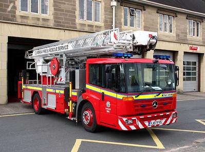 Cumbria Fire and Rescue