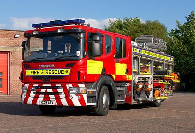 Darlington & Durham Fire and Rescue