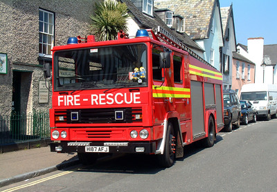 Devon Fire and Rescue