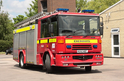 Hertfordshire Fire and Rescue