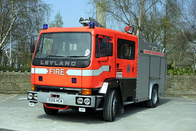 Lancashire Fire and Rescue