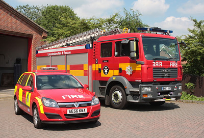 Linconshire Fire and Rescue
