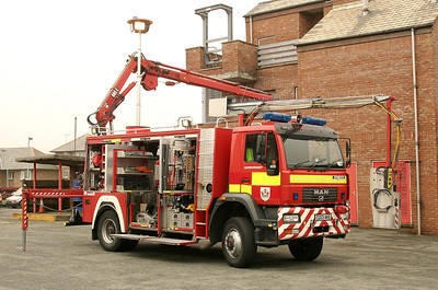 Mid and West Wales Fire and Rescue