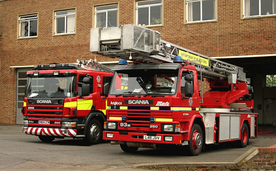 Northamptonshire Fire and Rescue