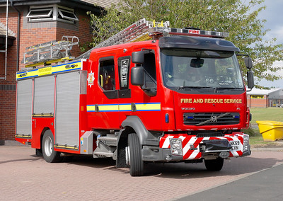 Northumberland Fire and Rescue