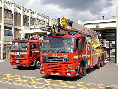 Oxfordshire Fire and Rescue